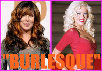 "Christina Aguilera: ""Something's Got A Hold On Me"" secvente din Burlesque (video)"