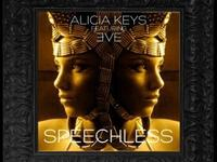 Alicia Keys feat. Eve – Speechless (audio)