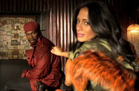Nicole Scherzinger & 50 Cent – Right There (videoclip)