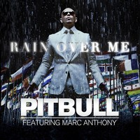 Pitbull feat. Marc Anthony - Rain Over Me (videoclip)